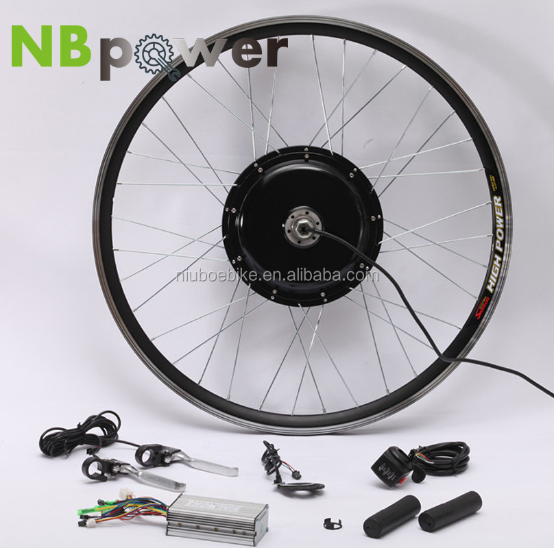 48V 750W electric bike motor kits ebike conversion kit from factory selling