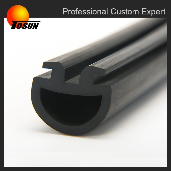 Weather sealing strip for window ,extruded T-shape sealing strip