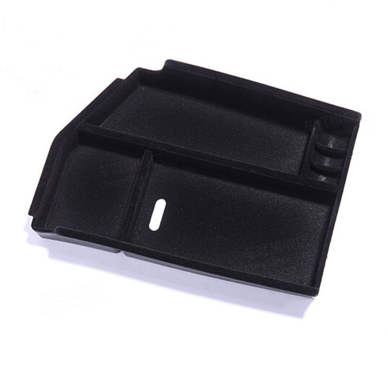 Center Console Storage Box Glove Armrest Storage Box For Mercedes Benz GL X166 MLW166 Car Accessories