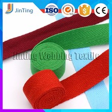 Herringbone Pp Pattern Nylon Webbing For Backpack Straps