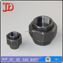 Hydraulic Union Fitting Male and Female Threaded Parts Coupling Union