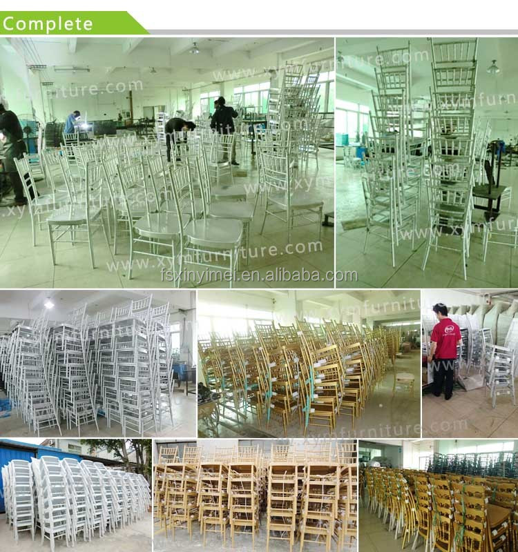 Bets Price Durable Commercial Modern Wedding Furniture Tiffnay/Chiavari Chair
