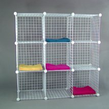 Charmant Wire Storage Cube