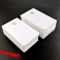 Factory Supply rewritable contact smart memory card