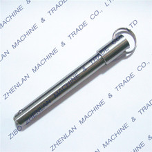 Superieure Kwaliteit OEM Precisie Quick Release <span class=keywords><strong>Bal</strong></span> Lock Pin Borgpen