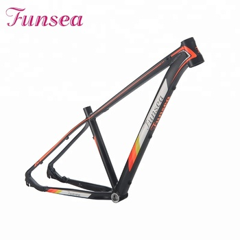 Add client logo OEM ODM service special shape per drawing high end alloy 6061# mtb bicycle frame mountain bike frame