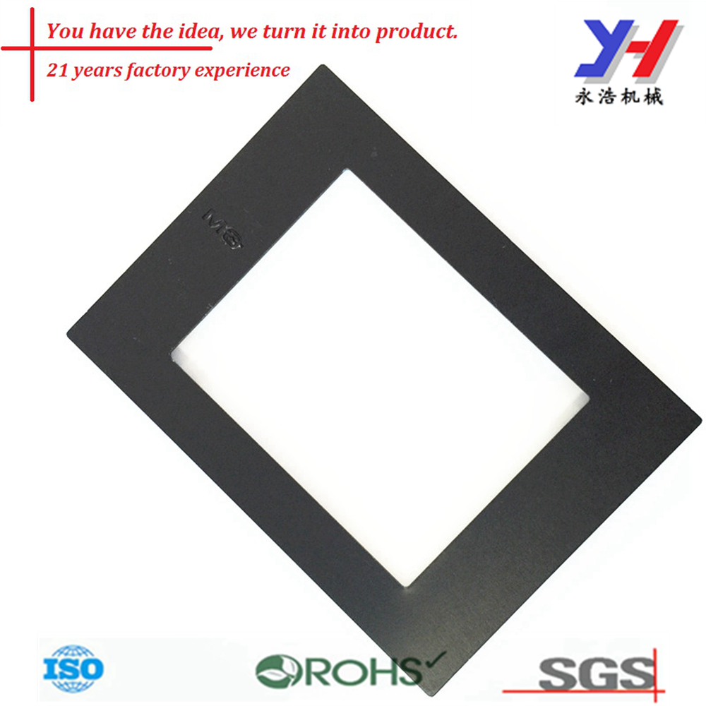 High grade customized metal stamping outdoor advertising frame