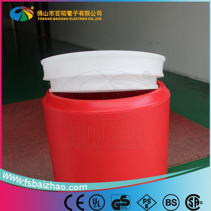 wholesale Factory Rolling Cooler With Plastic Handle