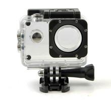 Waterproof Case Housing for SJ4000 / SJ4000 WIFI / SJ7000 Camera Diving 30M Underwater Extreme Helmet Cam G-Senor Camcorder