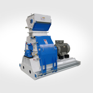 1-5TPH feed grinding and mixing machine price corn maize feed grinder hammer mill for sale