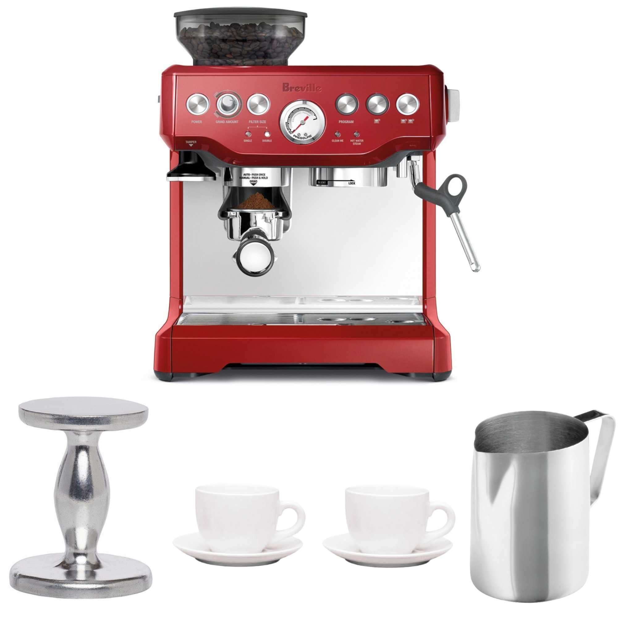 Buy Breville Bes870bsxl The Barista Express Coffee Machine