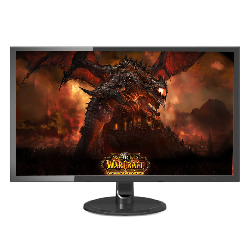 28 inch 4K gaming led monitor for computer gaming
