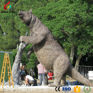 Garden decorative life-size animal sculpture for sale