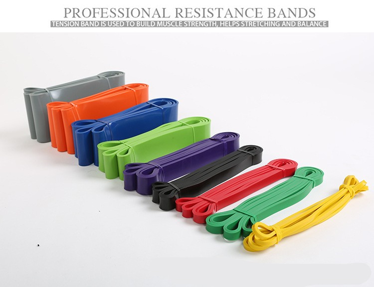 Bodybuilding Training Equipment Elastic Resistance Band