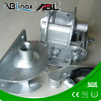 ABL Customized Casting Parts cast iron bell parts