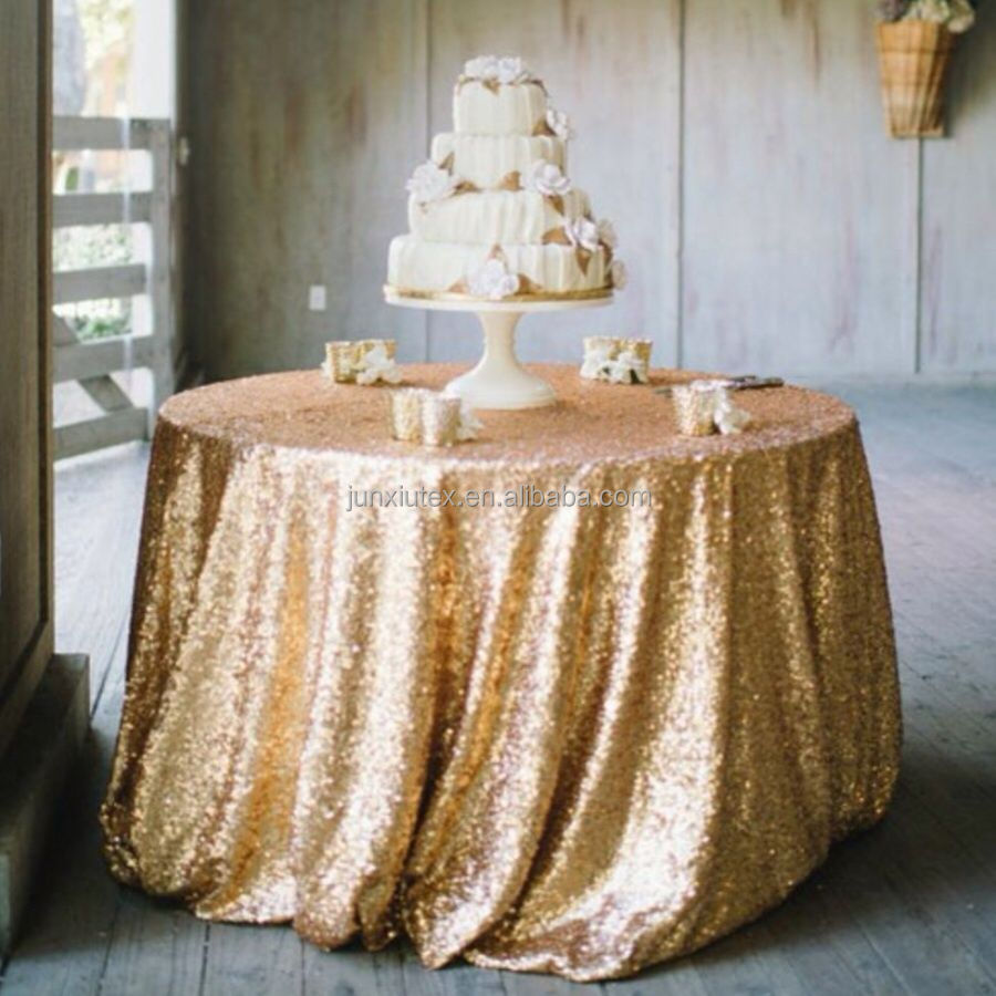 Sequin Glitter Table Cloth Metallic Sequins Runner Product On Alibaba