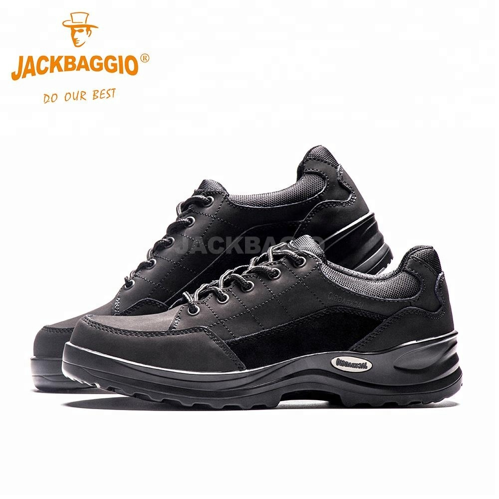 Brand industrial construction safety shoes S3 men steel toe work boot
