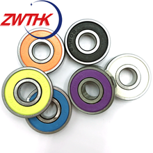 Skateboard bearings manufacturer 608z deep groove ball bearing