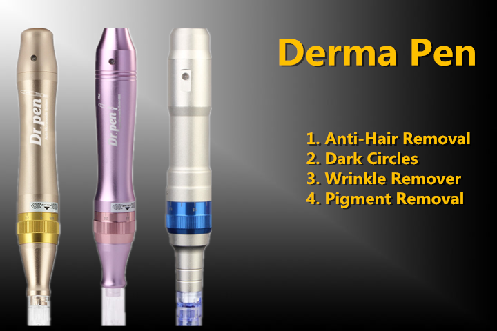 electric ULTIMA M5 pink derma pen injection Dr pen