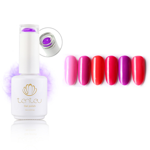 Rose Colors Easily Coloring Wholesale Prices Color UV&LED Gel Nail Polish