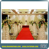 wedding wall drapery/wedding drapery fabric/wedding tent drapery
