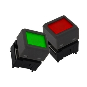 Lakeview DSP OLED LCD Display Screen Programmable Momentary Silent Push Button Switch Available for Video Equipments