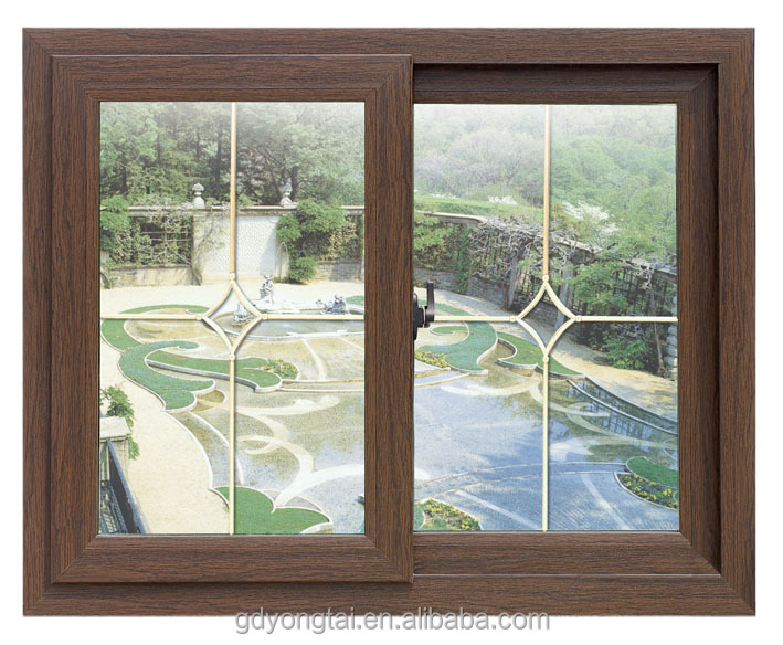 Environment friendly PVC doors and windows UPVC/PVC Sliding Window with Special Design upvc windows