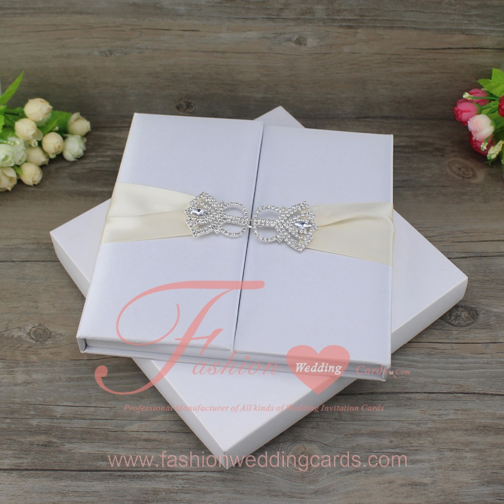 Luxury Gatefold Silk Box Wedding Invitations Wholesale Suppliers And Manufacturers At Alibaba