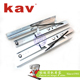 2.0*2.0 thickness 2 folds table slide rail 48mm width lifting slides