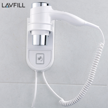 Bathroom Hair Dryer Wall Hair Dryer Hotel 1500W Hair Dryer