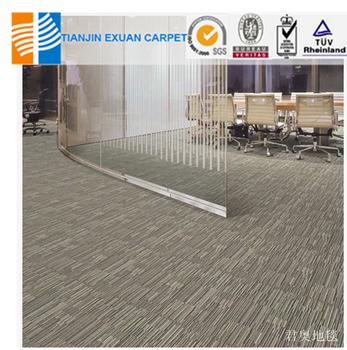 100% Nylon Wilton Office Carpet Square