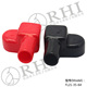 9v truck battery cover plastic battery terminal cover