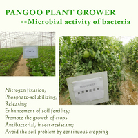 biological products to Promote organisms decomposing in soil