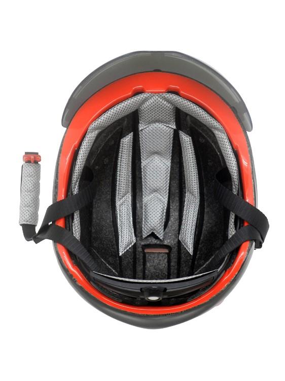 New Design Tt Time Trial Helmet Au-t02 Full Cover Cycle Helmet 15