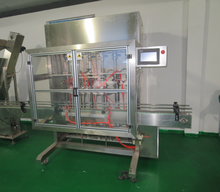 Automatic high speed drinking water filling machine