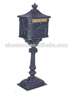 supplier cast iron mailboxes and posts