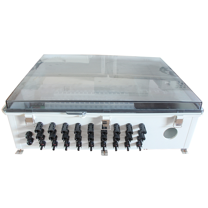 Stainless Steel Ip65 Pv Array Junction Box Solar Combiner Box