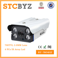 High quality 700tvl Sony sensor Outdoor IP66 waterproof night vision cctv camera