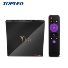 Topleo Harga Pabrik T10 Amlogic S905W Quad Core RAM 2 GB 16 GB Android 7.1 HD Media Player <span class=keywords><strong>TV</strong></span> <span class=keywords><strong>Tuner</strong></span>