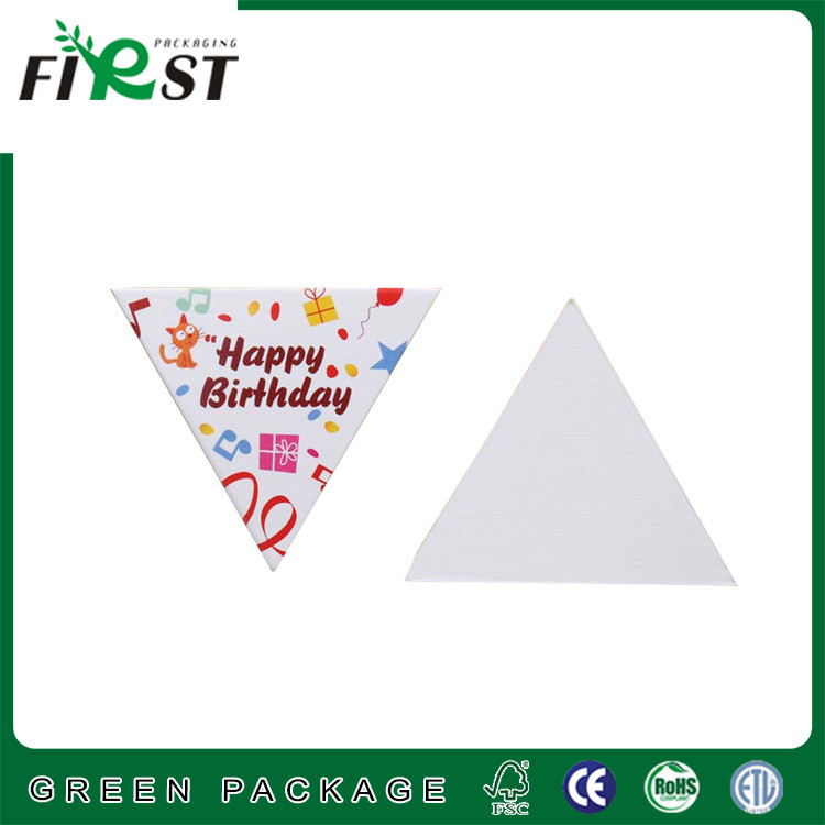 Diy Decoration Birthday Card, Birthday cake design paper card decoration, High quality gift cards