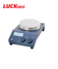 Laboratory Magnetic Hotplate Stirrer with Timer