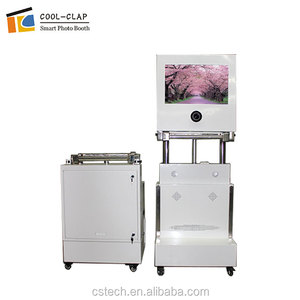 Top Quality Newest Portable Wedding Events Photo Booth Factory Price