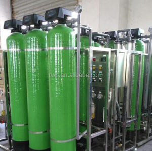 250LPH / 500LPH / 1000LPH / 2000LPH RO water plant price with CNP pump and filmtec ro membrane