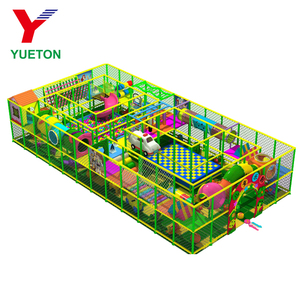 Popular Design Colorful Widely Use Soft Jungle Candy Space Baby Play Park for Toddlers