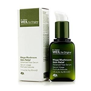 Origins Dr. Weil Mega-Mushroom Skin Relief Advanced Face Serum, 1.0 Fl. Oz. by Origins