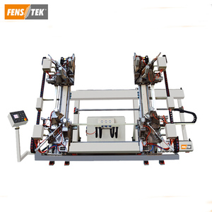 PVC window and door fabrication machine welding machine pvc