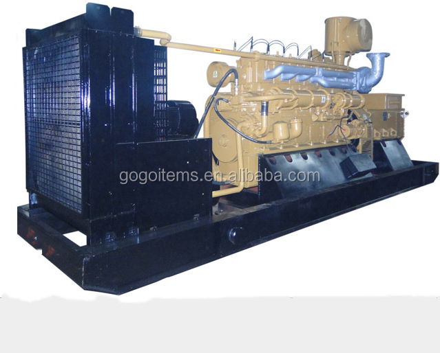 2019 Low Operating Cost Factory Price High Quality Pollution Free Widely Used 5MW Home Biogas Electric Generator Sets