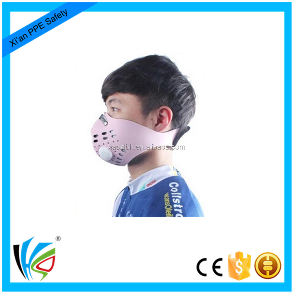 Outdoor Cycling Neoprene Sports Mask with Filter