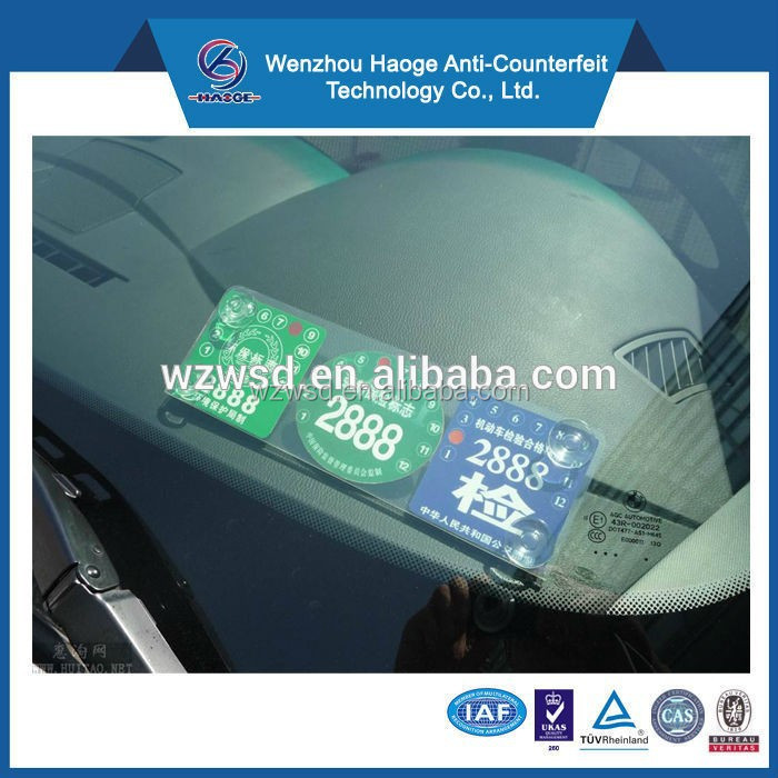 car window stickers Type and PET,PET,BOPP ect. Material black perforated window sticker