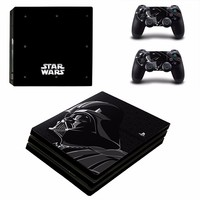 Custom Skin Sticker For Ps4 Playstation 4 Pro Console Controller ...
